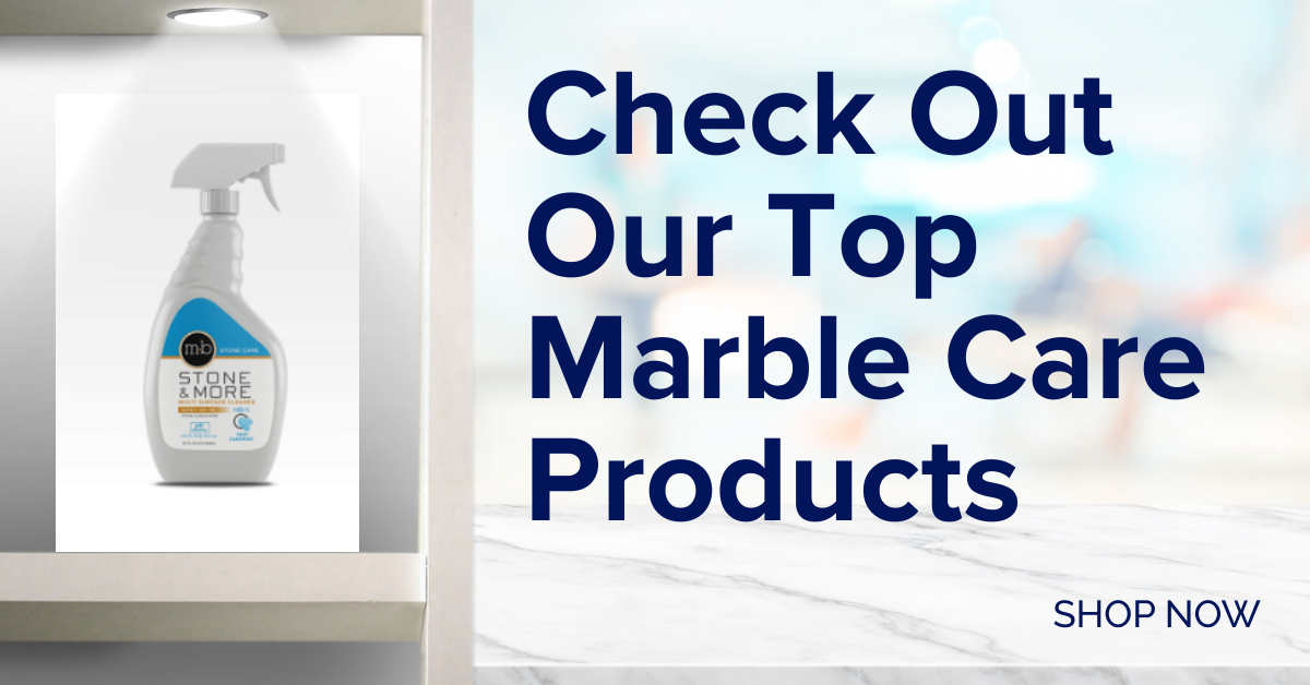 MB Stone Care - Marble Care Products